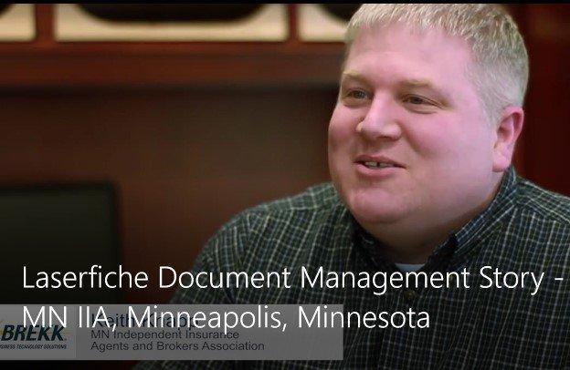 Laserfiche Insurance Company Minnesota