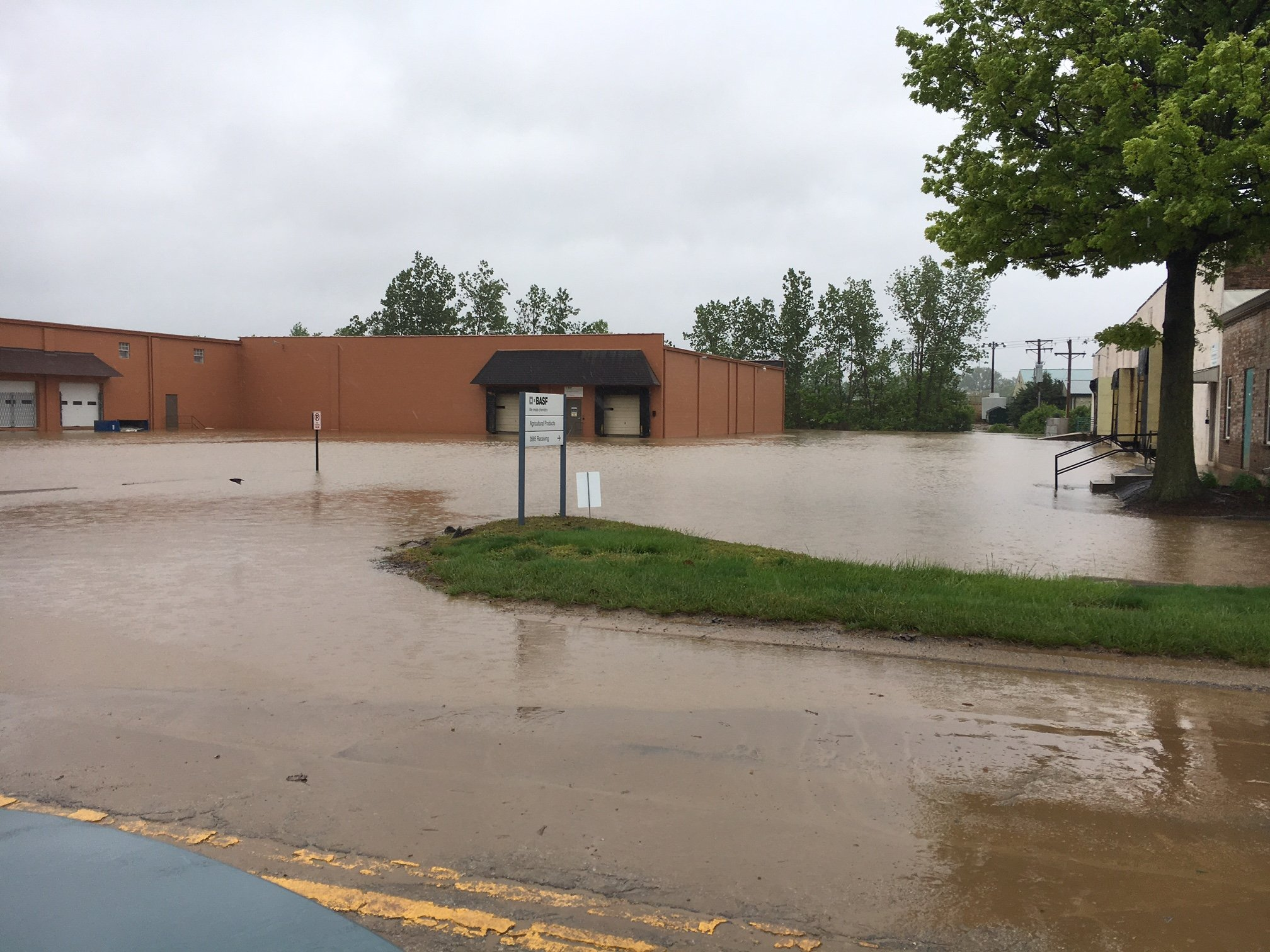flood in st louis - disaster plan involves Laserfiche