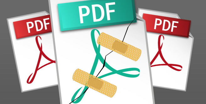 dont store pdf