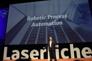 Laserfiche robotic process automation