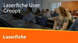 Laserfiche user group