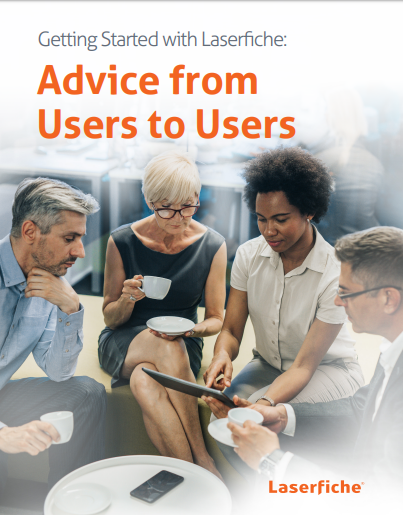 advice from Laserfiche users