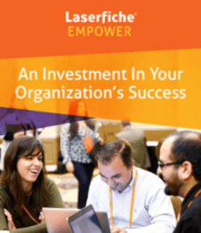 Laserfiche training